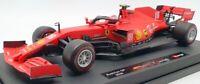 Burago 1/18 Scale BU16808LR - Ferrari SF1000 Austrian GP 2020 C.Leclerc