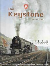 Keystone PRR V45 N4 Pennsy German Prisoners POW WWII Transport Pullman
