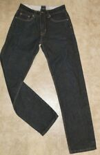 Goodale Dark Wash Selvage The Tailored Slim Cotton Jeans ~(says 30/32)  28 x 30