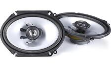 "NEW (2) Kenwood 6 x 8"" Car Speakers.Stereo Pair.Car Audio OEM replacements.6x8""."