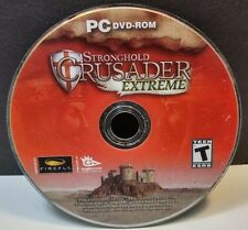 Stronghold: Crusader Extreme (PC, 2008) DISC ONLY