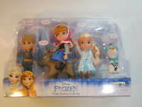 Disney Frozen Petite Toddlers Gift Set ToysRus Exclusive Jakks Elsa - Anna -Olaf