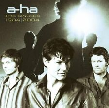 A-HA THE DEFINITIVE SINGLES COLLECTION 1984-2004 NEW WAVE POP MUSIC CD NEW