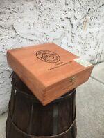 Ashton Classic Churchill Empty Wooden Cigar Box 8x8x3