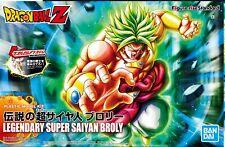 Legendary Super Saiyan Broly Model Kit Dragon Ball Z Figure-rise Standard