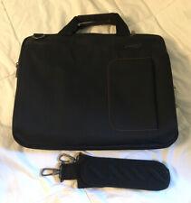 Briggs & Riley VB406-Black-Verb Groove Slim Briefcase Bag Laptop Case-NEW no tag