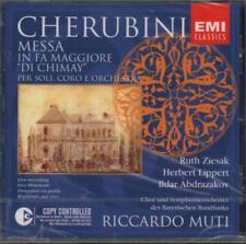 Luigi Cherubini(CD Album)Messe-New