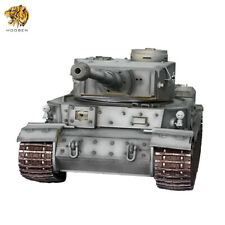 FULL SET 1/16 German Tiger Porsche 2.4G RC TANK VK 4501  Smoke + Sound + Battle