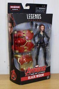 Marvel Legends - Black Widow - Avengers Age of Ultron - action figure