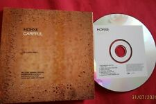 Horse -Careful CD (The Classic Mixes) card sleeve Stress Records CDSTR79 6 track