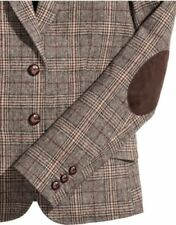 Checked Winter Coats & Jackets Blazer for Women