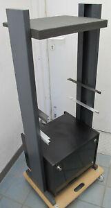 Revox Rack Audio Hifi-Turm B-Serie für Stereoanlage Schrank Regal Rarität Metall