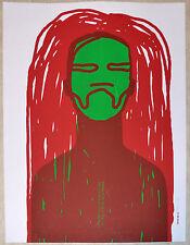 """Ten Cuban Serigraphs Art PORTFOLIO""""Justin Bieber.Rap.Skater""""Only 40 made.SIGNED!"""