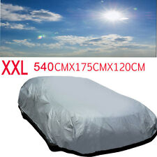 Large Size XXL Full Car Cover UV Protection Waterproof Outdoor/Indoor Breathable