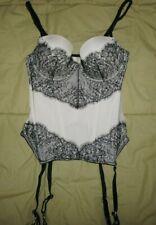 Victoria's Secret Corset Lingerie Size 34 B