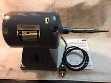 Gesswein Baldor Reliance Buffer #50 1/2Hp 3000/3600 Rpm 115/230V With Spindle
