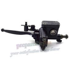 ATV Quad Hydraulic Brake Master Cylinder Left Lever Chinese 50 70 90 110 125cc