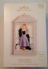 Barbie Hallmark Ornament Dusk to Dawn From Fashion Model Collection lights up