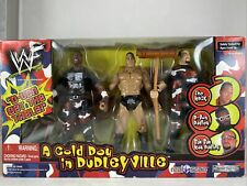 """2001 Jakks Pacific WWF Wrestling Action Figure """"A Cold Day in Dudleyville"""""""