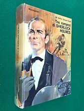 Arthur Conan DOYLE - TRE ROMANZI DI SHERLOCK HOLMES , 1a Ed Mondadori (1965)