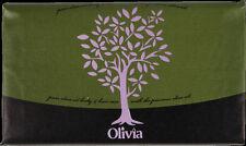 Olivia Natural Bar Soap with Olive & Lavender Oil 125g