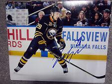 ZEMGUS GIRGENSONS Buffalo Sabres SIGNED Autographed 8x10 photo w/ COA