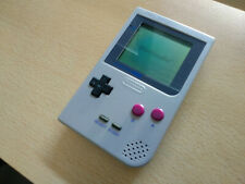 Consola Nintendo Game Boy Pocket con carcasa version classic grey DMG JAP
