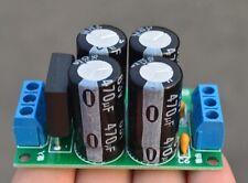 4*63V/470UF Dual Power Amplifier Audio Rectifier Filter Power Board