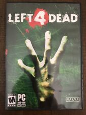 Left 4 Dead PC DVD ROM Game Valve