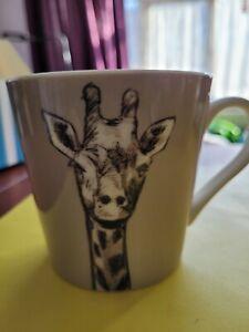 Queens By Churchill - The Kingdom - Giraffe Mug - New