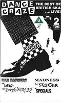 DANCE CRAZE Rare original NTSC OFFICIAL VHS English Beat Madness Specials etc