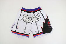 Toronto Raptors Shorts White All Stitched