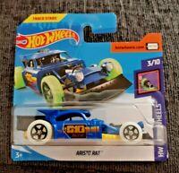 MATTEL Hot Wheels ARISTO RAT Brand New Sealed