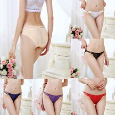 Sexy Women Lace G-string Briefs Panties Thongs Lingerie Underwear Knickers K3009