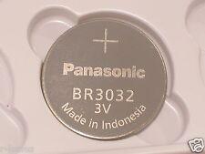 1 PANASONIC BR3032 CR 3032 ECR3032 3 V Lithium Battery EXPIRE 2025