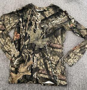 Camo Mossy Oak Youth XL Long sleeve Shirt