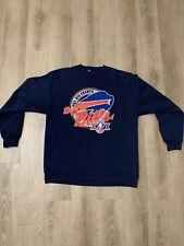 Super Rare Vintage Buffalo Bills Afc Champs Sweatshirt XL!!!!