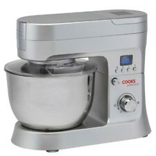 Cooks Professional 1200W Stand Mixer 10 Speed 6.2L Mixing Bowl Dough Hook Beater