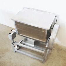 New 50Qt Commercial 110V Electric Dough Mixer Mixing Machine Kitchen Equipment