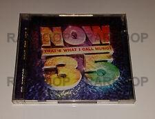 Now 35 (2CD) Spice Girls Pet Shop Boys Garbage Backstreet Boys Bjork Sheryl Crow