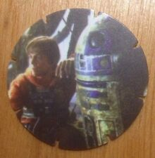 Star Wars Trilogy Special Edition Walkers Tazo (number 17 Luke & R2-D2)