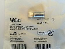 WELLER 0054445099 LHT F  PUNTA, SCALPELLO 9.3MM PER WSP150