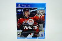 NHL 18: Playstation 4 [Factory Refurbished] PS4