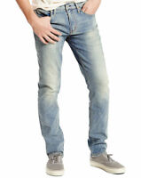 Levis 511 Jeans Slim Fit Stretch Lake Light Blue 04511-1577