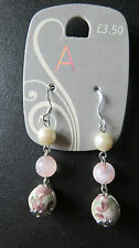 Accessorize Hook Round Costume Earrings