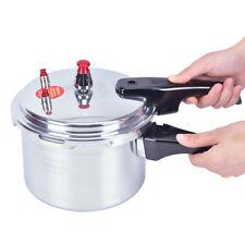3L aluminium Autocuiseur alliage haricots riz viande soupe fumante cuissonIHS
