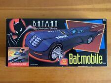 1992 Batman the Animated Series Batmobile In Original Box