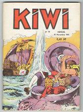 KIWI n°79 – Editions LUG – Novembre 1961 – TBE