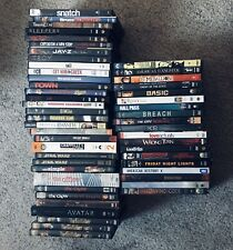 Movie and TV DVD Selection (Comedy, Action, Romantic, Drama, Thriller and More!)