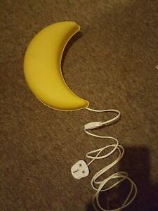 Lovely childrens Ikea wall sun light with switch